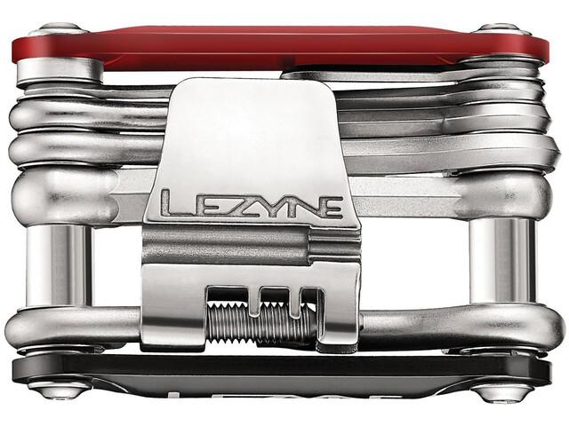 Lezyne Rap-14 - Outil - rouge/noir